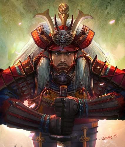 The Samurai Master