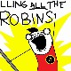 Which Robin are you Quiz? Image